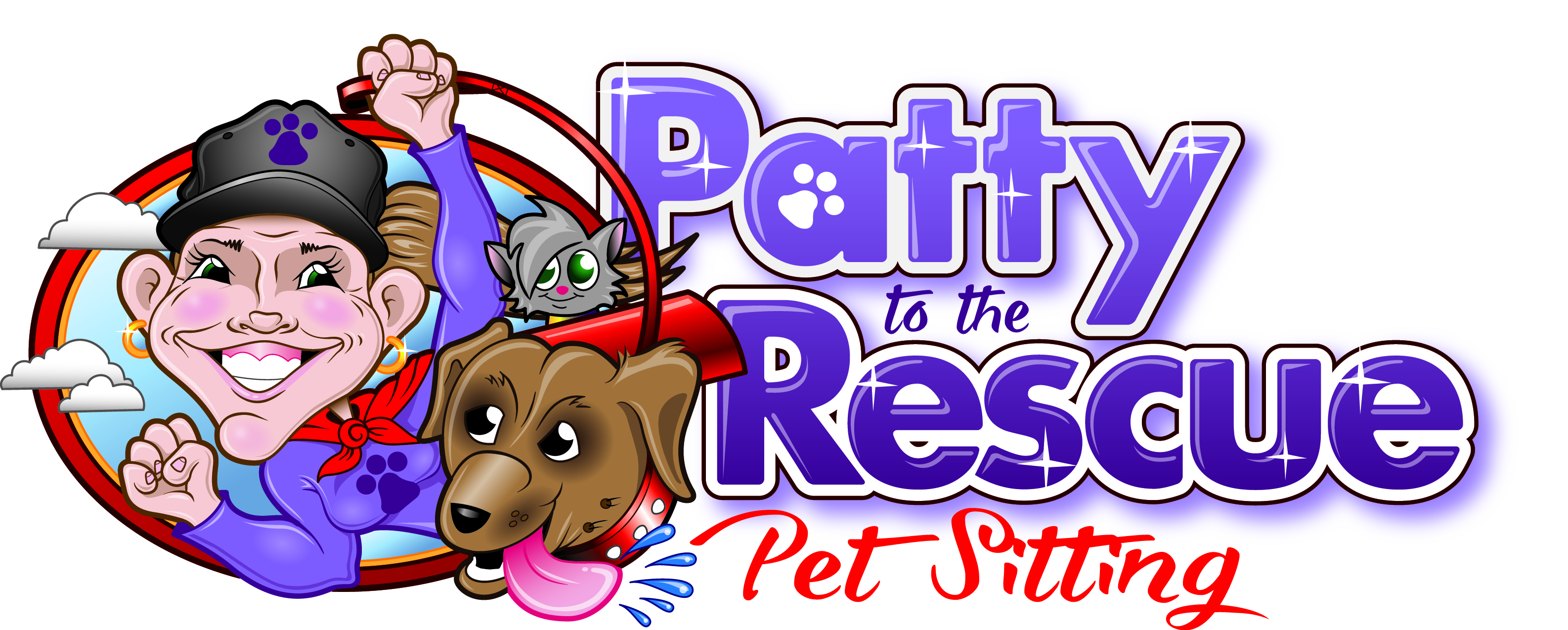 Patty to the Rescue Pet Sitting